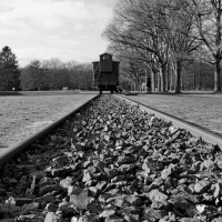 Westerbork...verdriet en somberheid.
