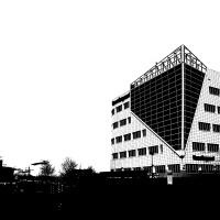 moderne architectuur in Delfzijl