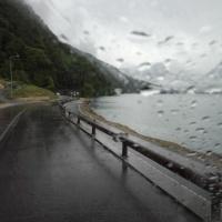 ondanks de regen toch genieten....